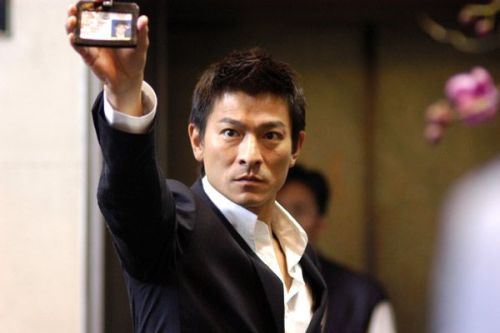 Andy Lau badge