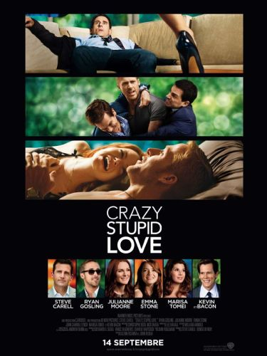 CRAZY STUPID LOVE affiche
