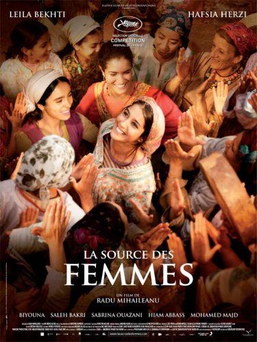 LA SOURCE DES FEMMES affiche