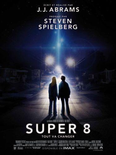 Super 8 Affiche