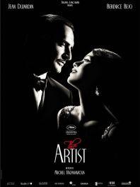 The artist affiche