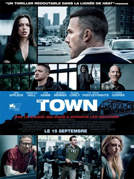 THE TOWN affiche