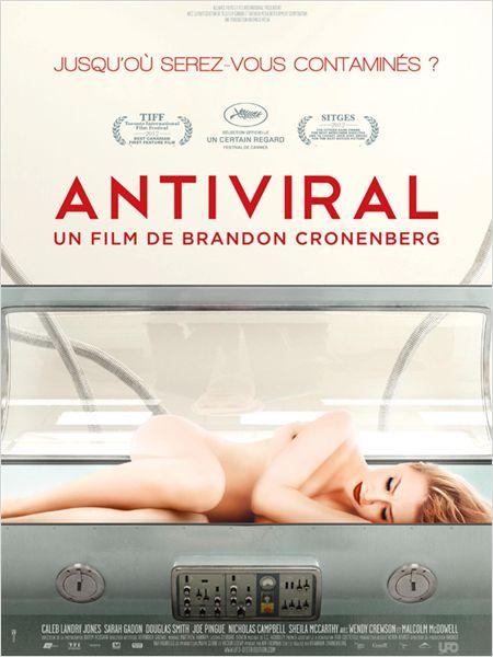 ANTIVIRAL affiche