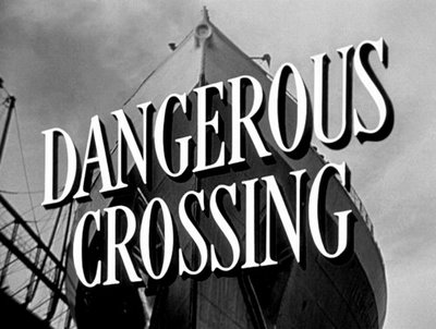 Dangerous crossing carton
