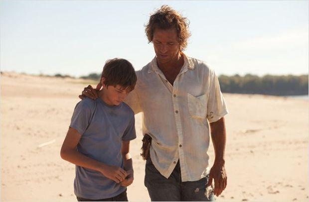 Matthew McConaughey et Tye Sheridan