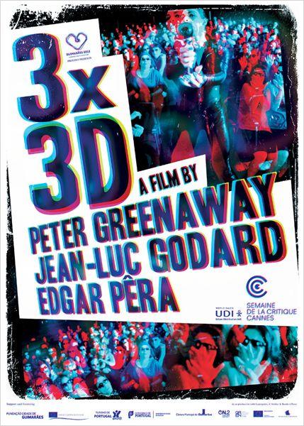 3x3D affiche