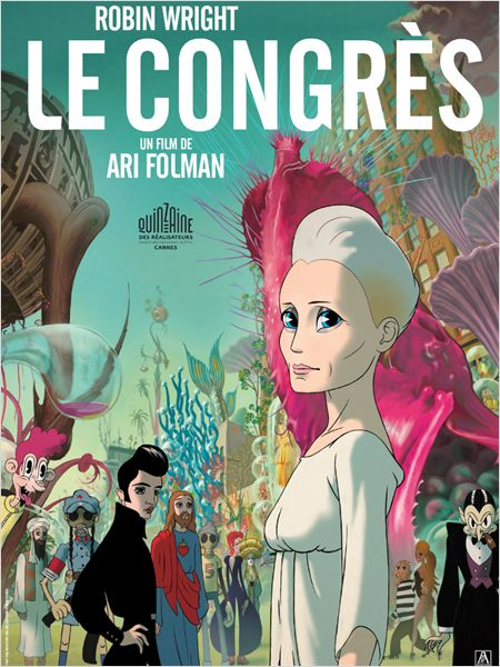THE CONGRESS affiche