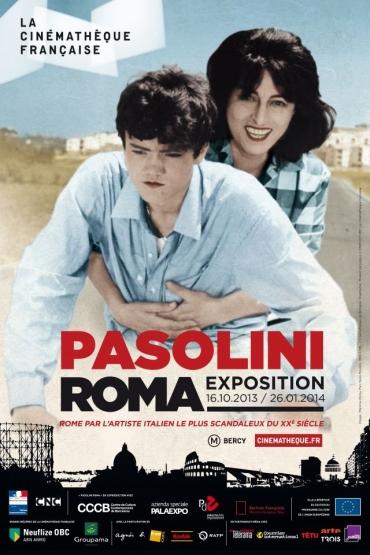 EXPO PASOLINI ROMA