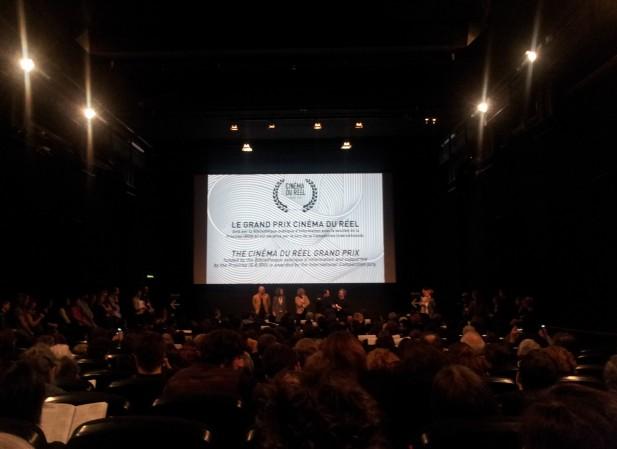 Prix CINEMA DU REEL 2014
