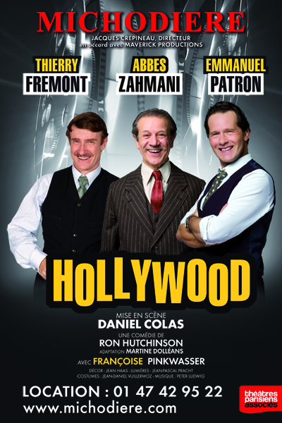 HOLLYWOOD Nouvelle affiche